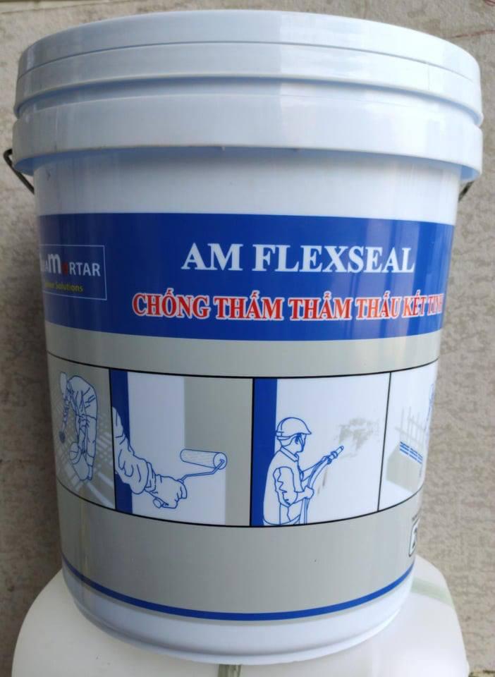 Am FLEXSEAL - vữa xi măng chống thấm thẩm thấu cho bê tông cũ, mới, Am FLEXSEAL - vua xi mang chong tham tham thau cho be tOng cu, moi