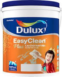 Dulux EasyClean Plus - Sơn Nội Thất lau chùi vượt bậc, Dulux EasyClean Plus - Son Noi That lau chui vuot bac