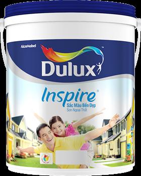 Dulux Inspire - Sơn Ngoại Thất Sắc Màu Bền Đẹp, Dulux Inspire - Son Ngoai That Sac Mau Ben Dep
