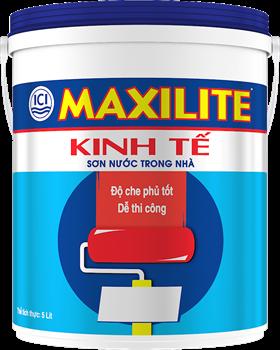 MAXILITE KINH TẾ - SƠN NƯỚC TRONG NHÀ, MAXILITE KINH Te - SoN NuoC TRONG NHa