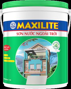 Maxilite - Sơn Nước Ngoài Trời, Maxilite - Son Nuoc Ngoai Troi