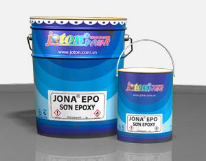 JONA® EPO là sơn epoxy 2 thành phần, hệ dung môi, JONA® EPO la son epoxy 2 thanh phan, he dung mOi
