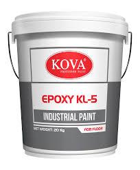 Sơn sàn công nghiệp EPOXY KOVA KL-5 , Son san cOng nghiep EPOXY KOVA KL-5