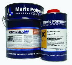 MARISEAL 300 - Màng chống thấm Polyurethane không chứa dung môi, MARISEAL 300 - Mang chong tham Polyurethane khOng chua dung mOi
