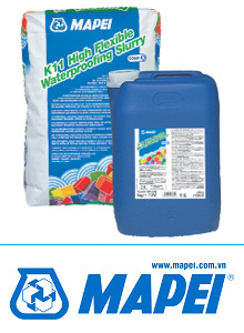 K11 High Flexible Waterproofing slurry 20 kg - chống thấm gốc xi măng, K11 High Flexible Waterproofing slurry 20 kg - chong tham goc xi mang