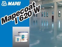 Mapecot I 620 W (Sơn phủ) - Lớp phủ sàn epoxy gốc nước hai thành phần, Mapecot I 620 W (Son phu) - Lop phu san epoxy goc nuoc hai thanh phan