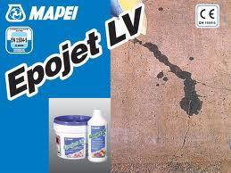 EPOJET LV - Hai thành phần epoxy kết dính với độ nhớt rất thấp, EPOJET LV - Hai thanh phan epoxy ket dinh voi Do nhot rat thap