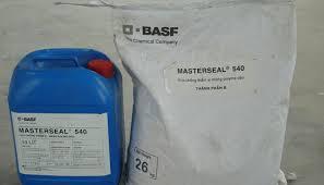 Masterseal 540 - Vữa chống thấm gốc xi măng 2 thành phần gốc polymer, Masterseal 540 - Vua chong tham goc xi mang 2 thanh phan goc polymer