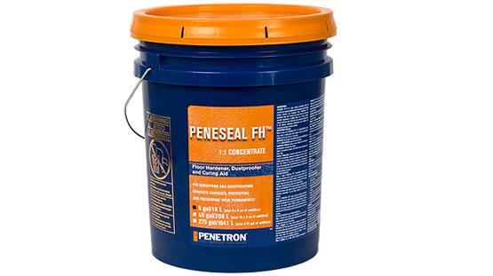PENESEAL FH - Hợp chất làm cứng bề mặt sàn gốc xi măng, PENESEAL FH - Hop chat lam cung be mat san goc xi mang