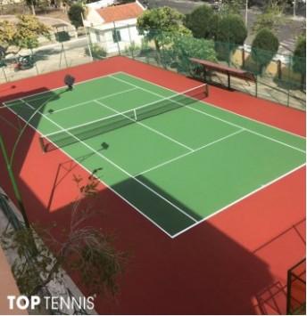 Thi công sân tennis theo tiêu chuẩn quốc tế, Thi cOng san tennis theo tieu chuan quoc te