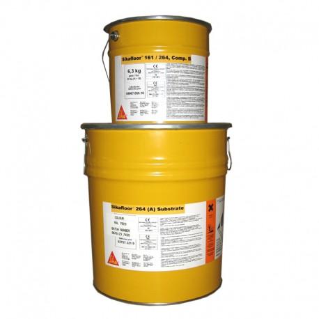 Sikafloor 264 là Sơn lót và sơn phủ hoàn thiện Epoxy 2 thành phần, Sikafloor 264 la Son lot va son phu hoan thien Epoxy 2 thanh phan