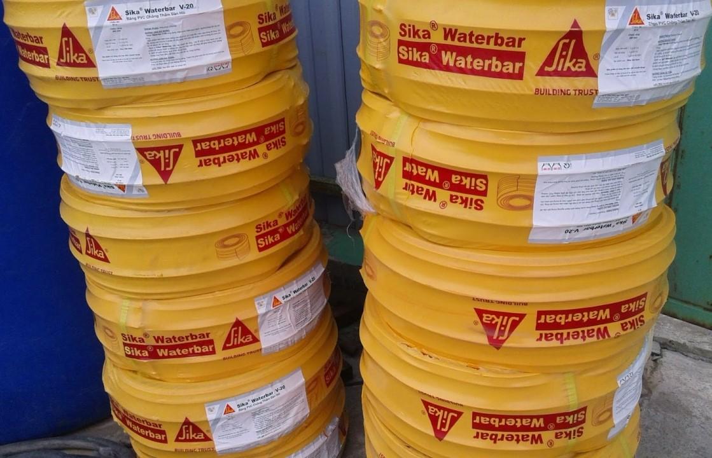 Băng cản nước Sika Waterbar V-20 | Sika Waterbar V-20 | bang can nuoc sika V-20 |