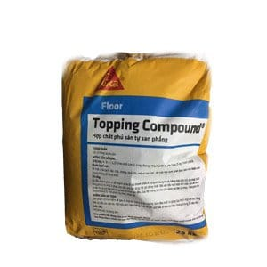 SIKAFLOOR TOPPING COMPOUND  - VỮA TỰ SAN PHẲNG , SIKAFLOOR TOPPING COMPOUND  - VuA Tu SAN PHaNG