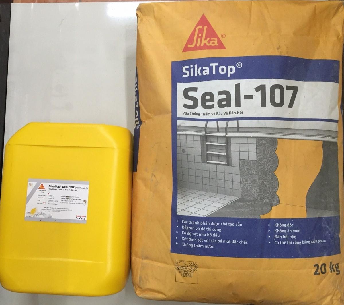 Bán SikaTop Seal 107 | ban SikaTop Seal 107 | chống thấm sika | chong tham sika | bán sika | ban sika | đại lý sika | dai ly sika | phân phối sika | phan phoi sika