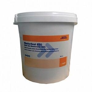 MasterSeal 620 - Màng chống thấm dạng lỏng gốc bitum/ cao su nhũ tương, MasterSeal 620 - Mang chong tham dang long goc bitum/ cao su nhu tuong
