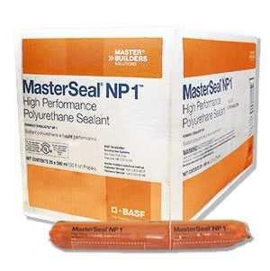 Masterseal NP1 600ml grey - Keo trám khe polyurethane dạng xúc xich, Masterseal NP1 600ml grey - Keo tram khe polyurethane dang xuc xich