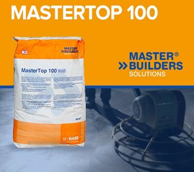 MASTERTOP 100  - Chất làm cứng sàn (màu xanh), MASTERTOP 100  - Chat lam cung san (mau xanh)