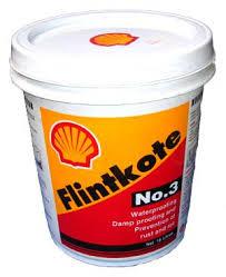SHELL FLINTKOTE N.03 - Nhũ tương bitum